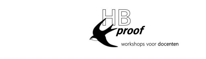 HB proof docenten